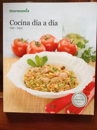 Libro cocina dia a dia