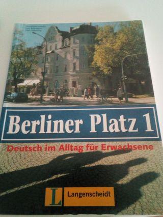 Libro alemán Berliner Platz 1