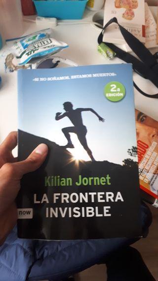 LA FRONTERA INVISIBLE kilian Jornet