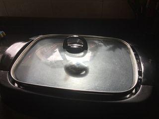 Plancha de cocina portatil