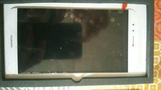 pantalla completa de huawei gx8 y bateria