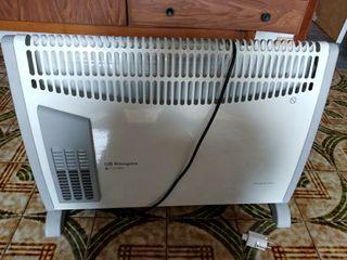 Calefactor orbegozo turbo