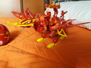 Dragones Bakugan
