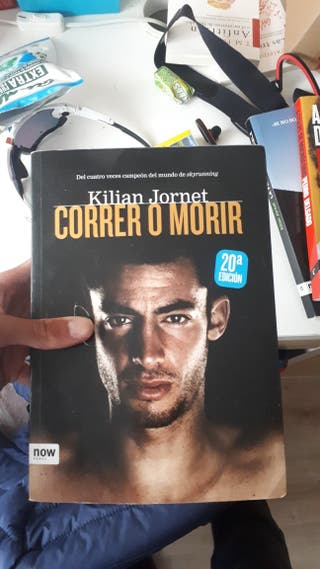 CORRER O MORIR KILIAN JORNET