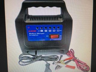 Cargador bateria moto