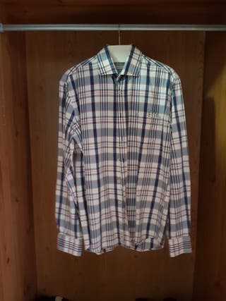 Camisa marca H.E Mango talla s.