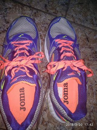 Zapatillas running JOMA.OFERTA