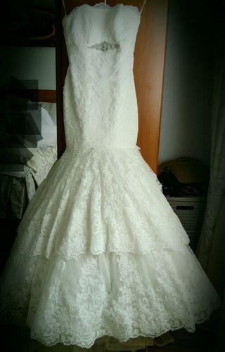vestido de novia largos de segunda mano en la provincia de huelva en