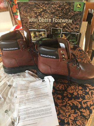 Botas John Deere Talla 42