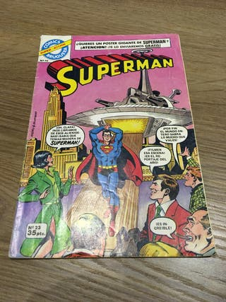 COMICS/TEBEOS BRUGUERA-SUPERMAN
