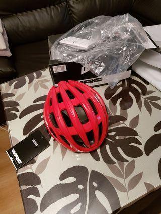 casco ciclista wrc
