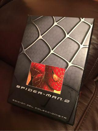 Spiderman 2 coleccionista DvD