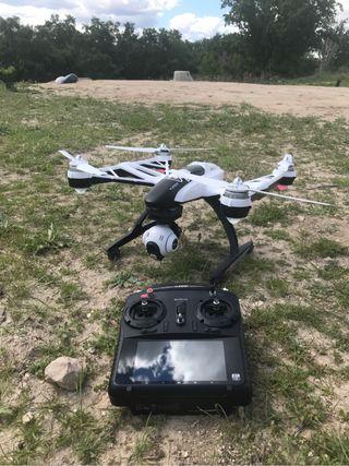 Dron yuneec typhoon 500+