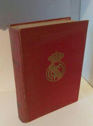 Usado, libro de oro del Real Madrid segunda mano  España