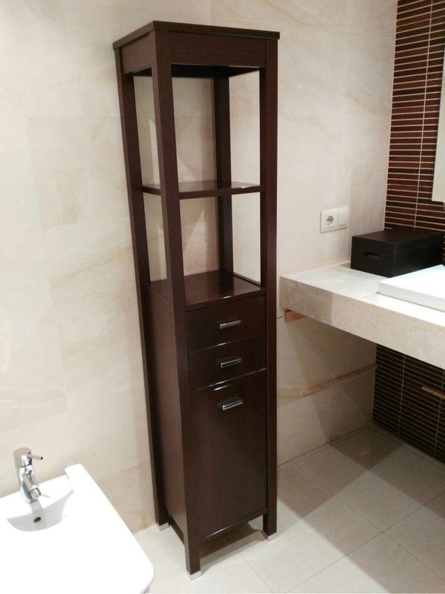 Armario cuarto de baño de segunda mano por 75 € en Jaén en WALLAPOP