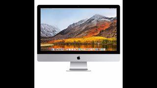 """iMac sobremesa 27"""" ssd y hdd"""