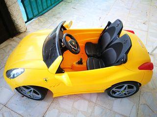 coche electrico biplaza