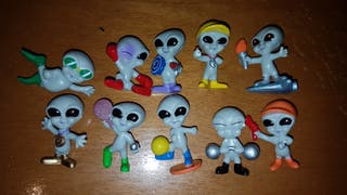 figuras alien extraterrestres premium deportes