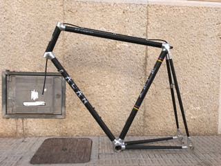 cuadro bicicleta Alan