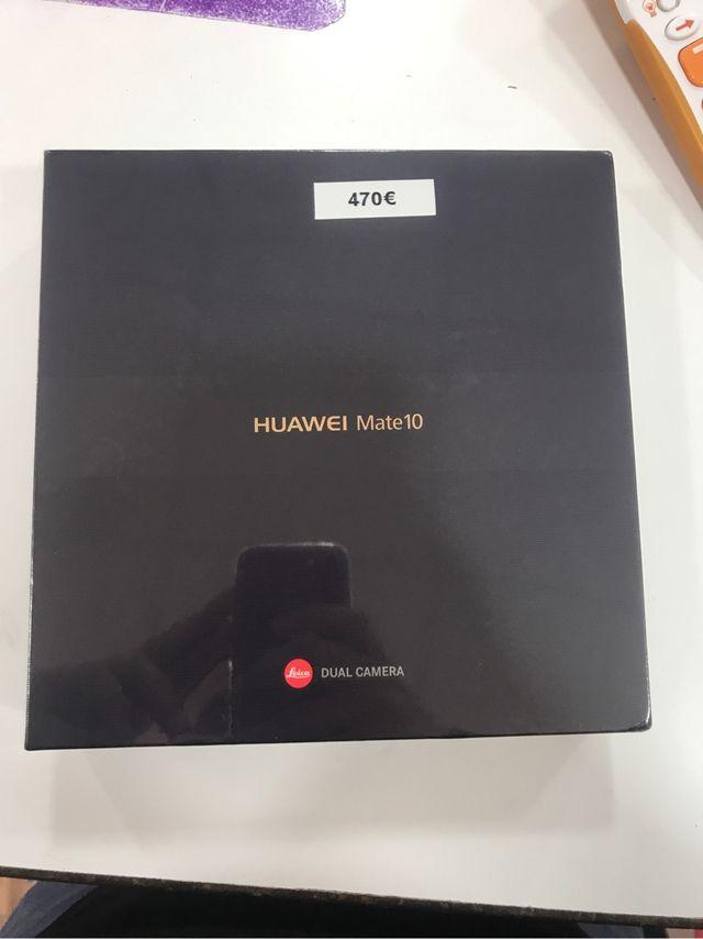 Huawei mate 10 (PRECINTADO)