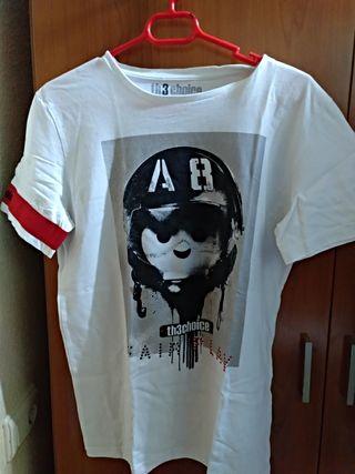 Camiseta th3 choice
