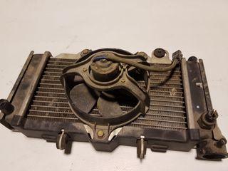 Radiador moto