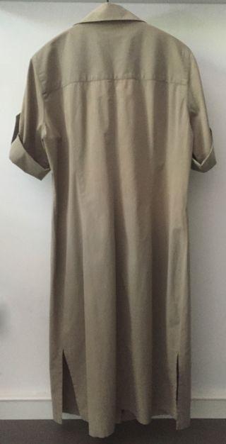 "Robe saharienne ou robe tunique ""LOLA"" T. 40"