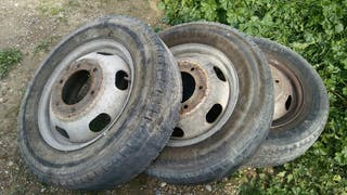 rueda furgon 185/75/16C