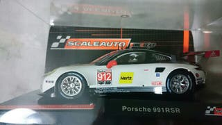Porsche 911 Scaleauto Scalextric