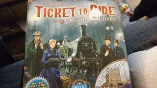 les aventuriers du rail / Royaume Uni