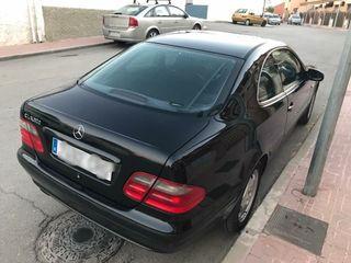 Mercedes-benz CLK 2000 320