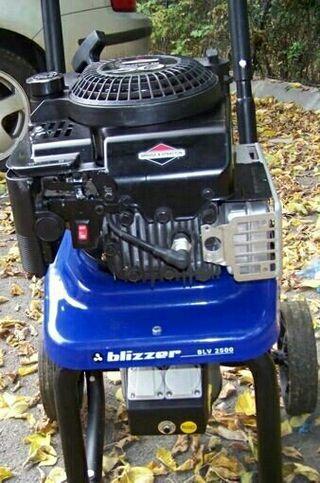 Generador eléctrico blizzer blv 2500 w