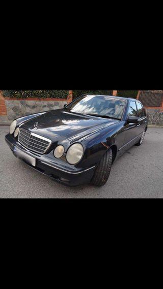 Mercedes-Benz Clase E 320 Cdi Elegance