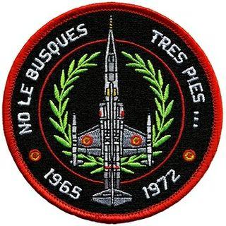Parche F-104 Starfighter.