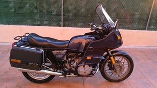 MOTO BMW R.80.RT ? AÑO 1984