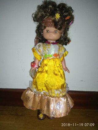 conjunto muñeca lesly