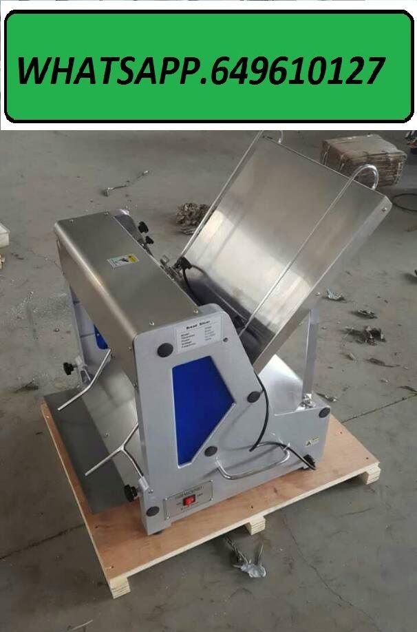 cortadora de pan industrial 31 piezas nuevas