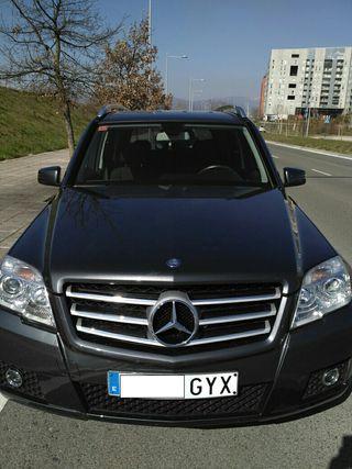 Mercedes-Benz GLK Class 2010