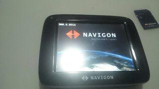 gps navigon canada 310
