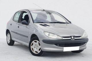 Peugeot 206 1.4i 75 CV 5 Puertas. Garantia 12 M.