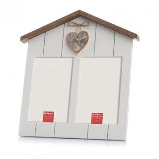 Multimarco de madera casa