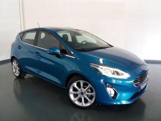 Nuevo Ford Fiesta ECOBOOST 100CV 5P