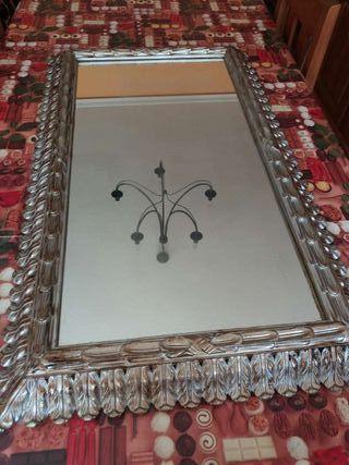 Espejo vintage restaurado