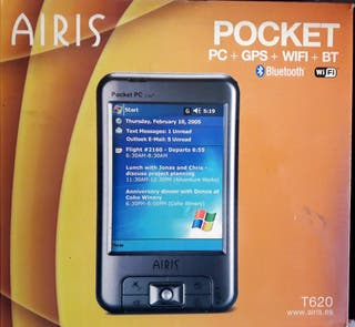Mini poket PC (pda, AIRIS