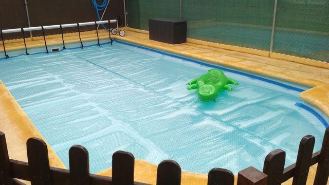 Manta termica piscina cobertor solar de segunda mano por 5 for Cobertor solar piscina