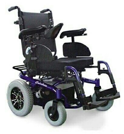 sillas de ruedas electricas guidosimplex