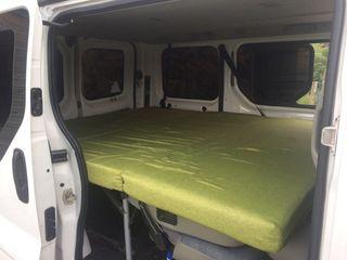 Colchón cama furgoneta