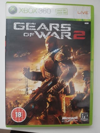 cambio gears of war 2 xbox 360