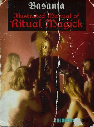 Libro Introducción Magia Ritual por Basanta