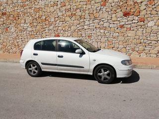 Nissan Almera 2.2 Di 110cv 5 puertas luxury